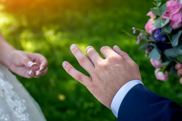 en ring til manden