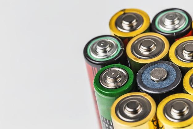 aa batteri